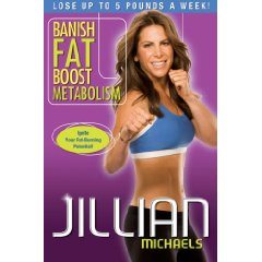 Jillian Michaels Workout DVD - Banish Fat Boost Metabolism